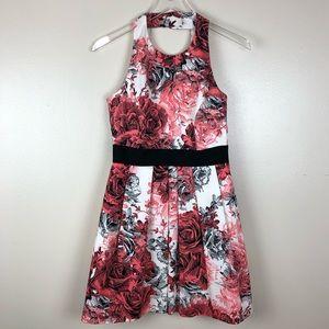 Stunning Karen Millen Floral A Line Dress